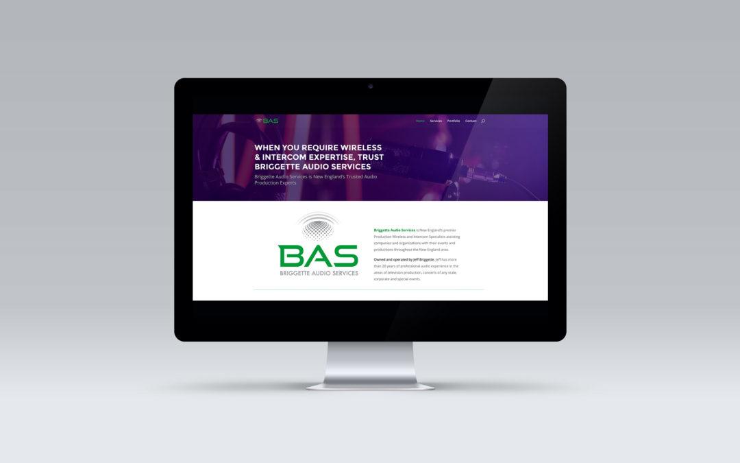 Briggette Audio Services Launches New Website