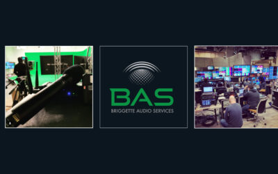 BAS is keeping busy this week working with great teams, top-notch equipment and quality projects ahead!