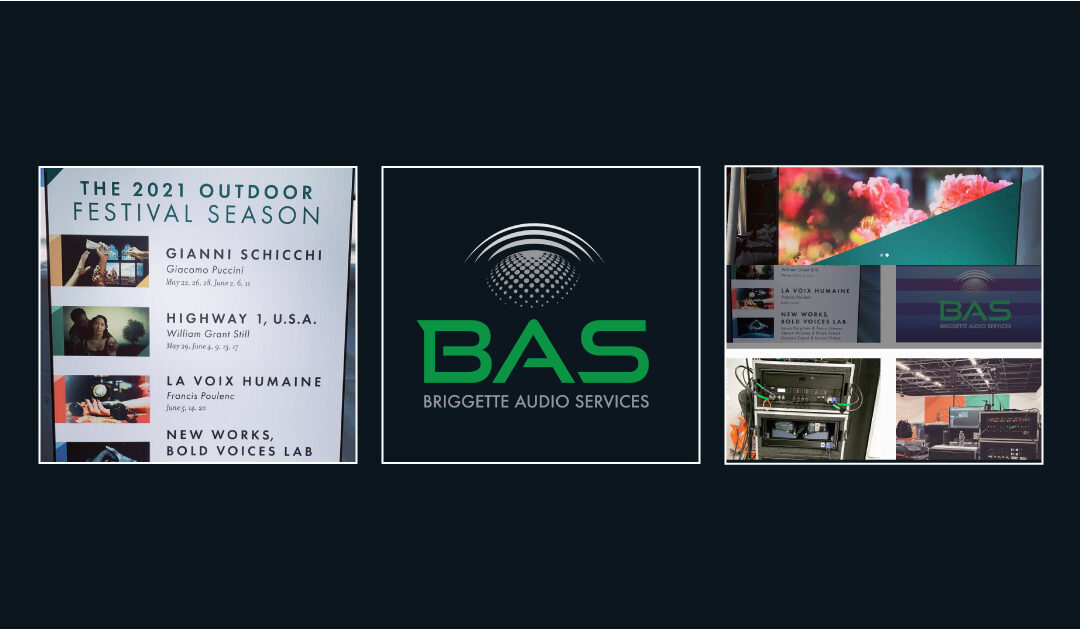 Briggette Audio Services has more than 20 years of professional audio experience in the areas of television production, concerts of any scale, corporate and special events.
